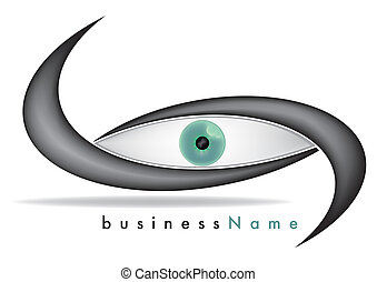 eye brand for medical company with wywball