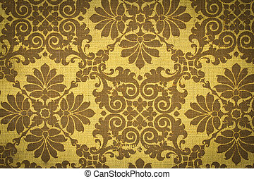Vintage Fabric texture background