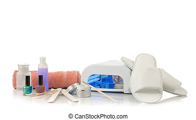 Nails SPA - Nail Spa manicure and pedicure with equipment
