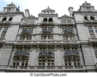 Classic architecture London - Classic architecture on the...