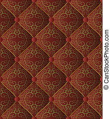 quilted fabric seamless