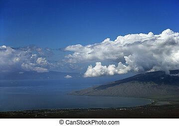 ハワイ \,  maui, 南