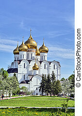 The Assumption Cathedral,Yaroslavl - The Assumption...