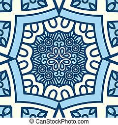 Vector Square Decorative Design Element - Color Square...