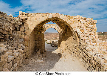 shobak crusader castle fortress Jordan