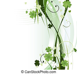 design for the St. Patrick's Day - vector design for the St....