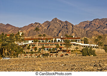 Furnace Creek Inn - This is a picture of Furnace Creek Inn...