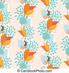 Ivy Seamless Pattern