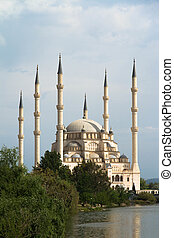 Sabanci Center Mosque in Adana, Turkey