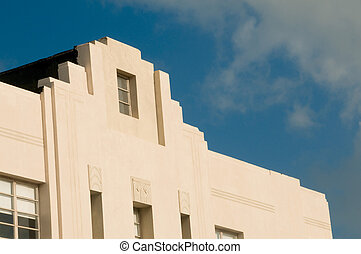 Historic Art Deco - Miami, Florida - Historic and famous Art...