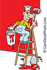 decorator and red color - nice decorator and red color as...