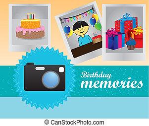 birthday memories