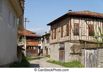 Traditional Ottoman Houses in Safranbolu