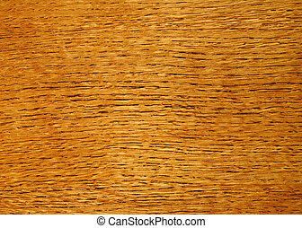 Varnished wood grain close up texture background.