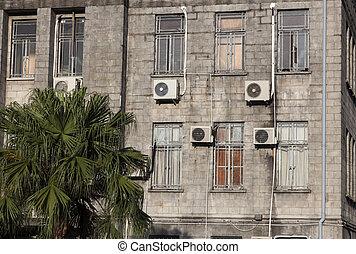 Government building in Suva