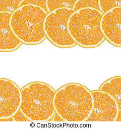 background from orange slices, high detailed