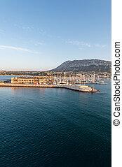 Mongo, denia, Mediterráneo, Alicante, mar, Puerto deportivo,...