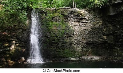 Hayden Falls Loop - Loop features a slender waterfall...