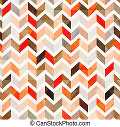 seamless orange pattern background