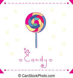 delicious candy - Image of big, delicious, caramel color....