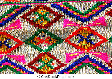 Traditional macedonian embroidery