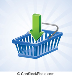 buying concept - vector illustration
