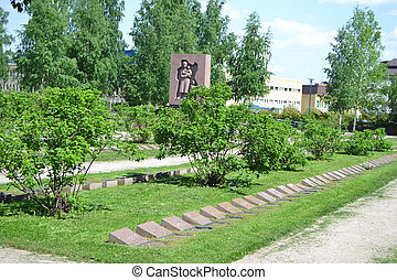 Military Cemetery in Lappeenranta - View of Military...
