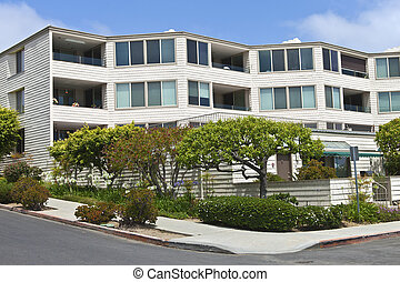 Condominiums in Point Loma San Diego california -...