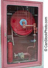 火, 消火器, エンジン