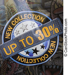 New Collection up to 30 Percents Discount