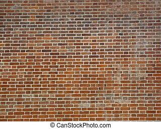Old wall - bricks