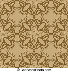 Ornamental pattern - vector