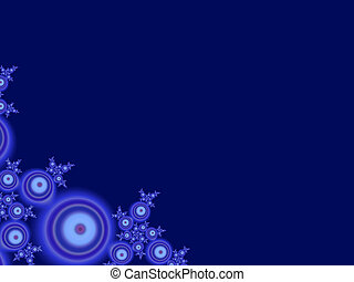 Abstract Bluel Background - Abstract Background in Blue...