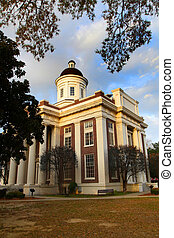 Madison county court house - Historic Madison county court...