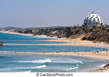 Ashkelon - Israel - ASHKELON ,ISR - JULY 27:Ashkelon...