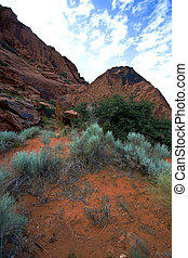 Snow Canyon - Utah - Snow Canyon in St. George, Utah