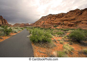 Snow Canyon - Utah - Snow Canyon in St George, Utah