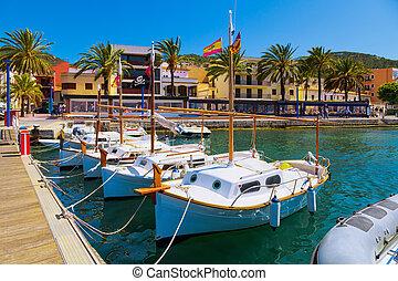 Puerto Andratx, Mallorca, Spain