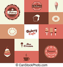 bakery and ice cream shop