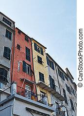 portovenere a very beautiful village near la spezia