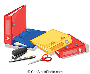 School and office supplies