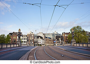 Transport Infrastructure in Amsterdam - Transport...
