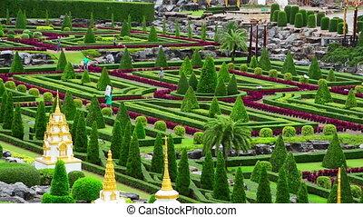 Nong Nooch tropical garden - Nong Nooch tropical botanical...