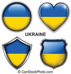 Ukraine icons
