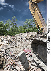 Construction and Demolition Site