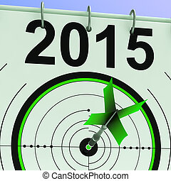 2015 Calendar Shows Planning Annual Projection - 2015...