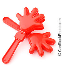 Cheering clap hand tool