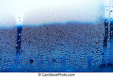 Water Droplet Background