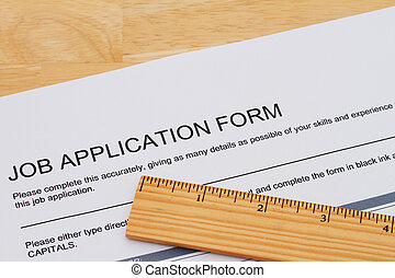 How you measure up when applying for a job