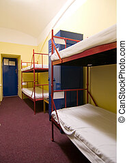 Hostel / Jail - A small hostel room which used to be a jail